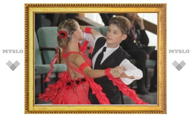 Тульских танцоров приглашают на конкурс