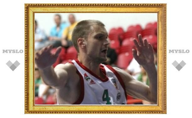 Российский баскетболист заболел пневмонией перед Олимпиадой