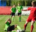 Новомосковский «Химик» сыграл вничью с одноклубниками из Россоши