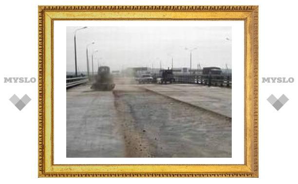 Косогорский путепровод откроют к 2008 году