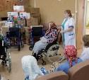 В Тульской области 39 ветеранов-инвалидов получили новые кресла-коляски с электроприводом