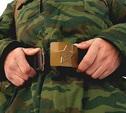 Туляк с автоматом сбежал из воинской части в Калининграде