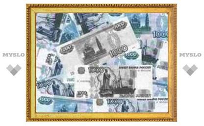 Расходы превысят бюджет Тулы