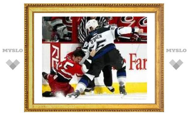 Обладатель Кубка Стэнли не попал в плей-офф НХЛ