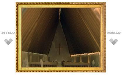 В Новой Зеландии построят собор из картона