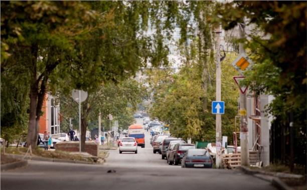 Улица Вересаева стала односторонней