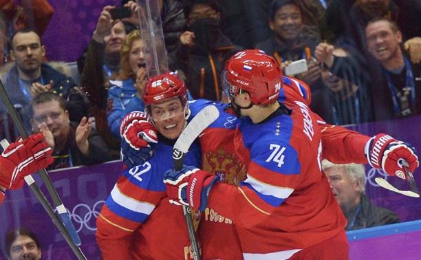 Олимпийский хоккей: России надо преодолеть скандинавский барьер