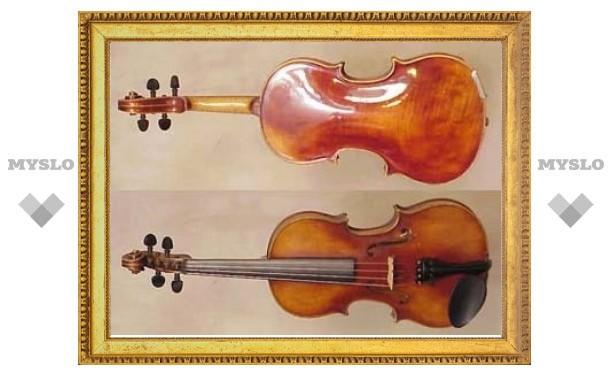 В лондонской закусочной украли скрипку Страдивари