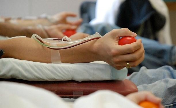 В Тульской области пройдёт акция «День донорского совершеннолетия»
