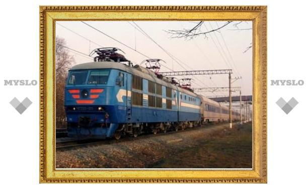 На железной дороге в Петербурге произошел взрыв