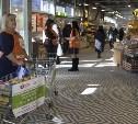 Покупатели «Пятёрочки» и «Перекрёстка» собрали для нуждающихся туляков 24 тонны продуктов
