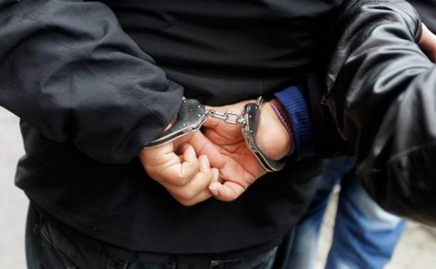 Житель Одоевского района отсидит 2 года за нападение на полицейского