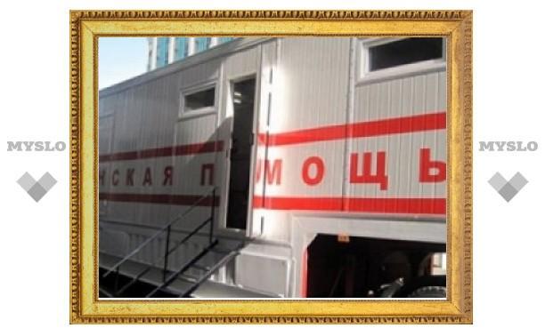 За Арсеньевским районом закрепят собственную передвижную медицинскую лабораторию