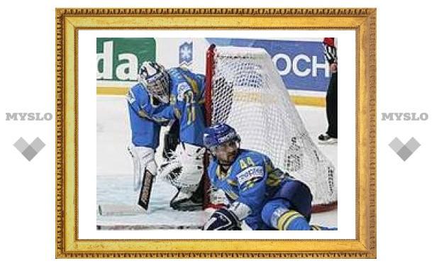 Сборная Украины покинула элитную группу мирового хоккея