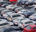 В России легковые автомобили поставят на военный учет