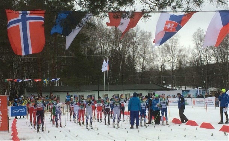 Стартовала заключительная гонка Чемпионата мира по спортивному ориентированию на лыжах