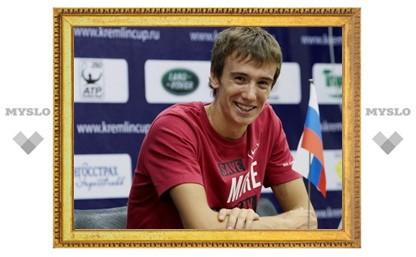 Тульский теннисист в парном разряде вышел в 1/4 финала турнира ATP