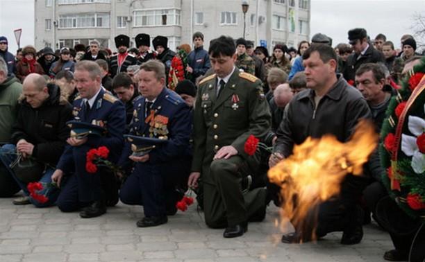 Митингом и концертом в Туле отметят День ветерана боевых действий