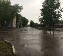 В Туле проверили работу ливневой системы в дождь