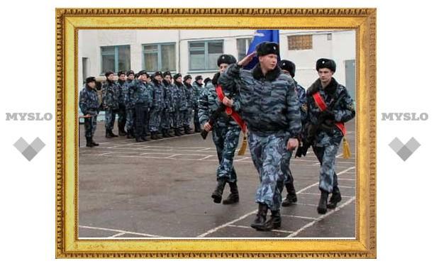 Учебному центру Тульского УФСИН 10 лет