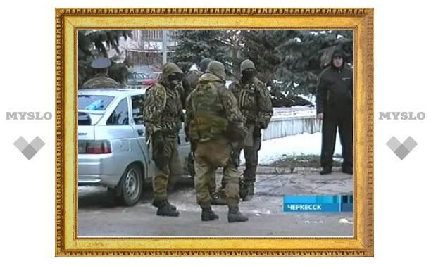 В Черкесске у конвоиров отбили заключенного