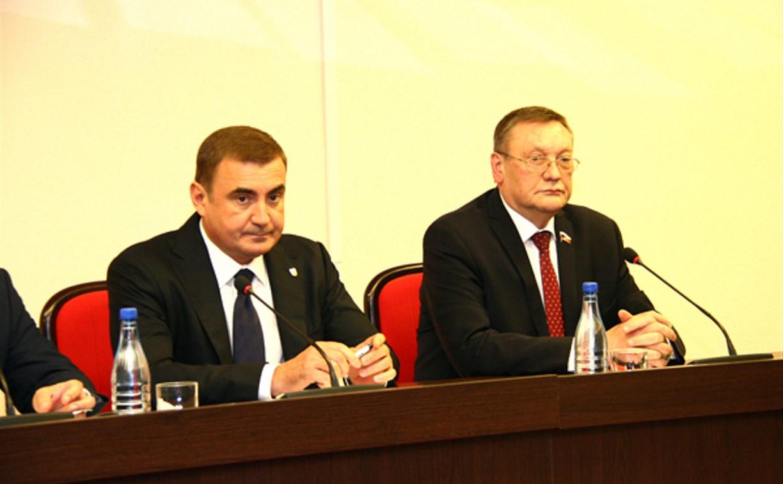Алексей Дюмин – тулякам: в Общественной палате нужны не лояльные, а активные граждане