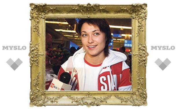 Олимпийцы вернулись в Россию с победой