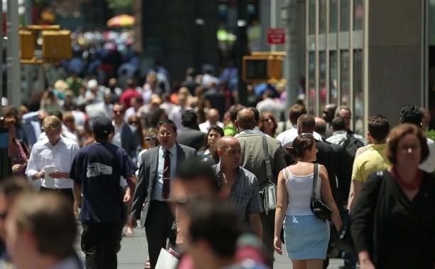Естественная убыль населения России выросла в три раза