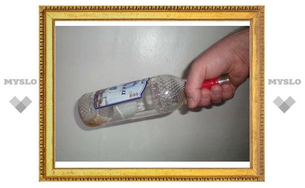 Под Тулой мужчина чуть не убил возлюбленную пустой бутылкой