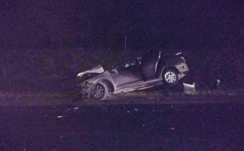 В Тульской области в страшном ДТП погиб водитель «Тойоты»