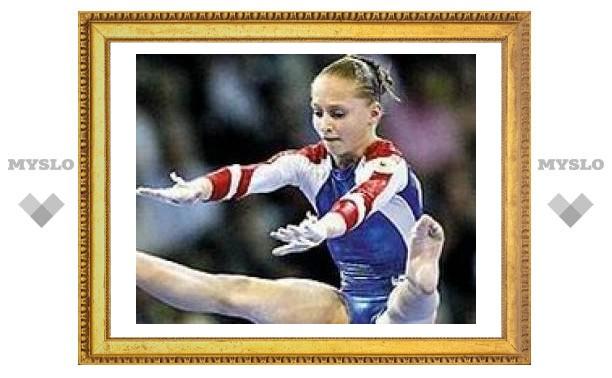 Тульские гимнастки упустили медали