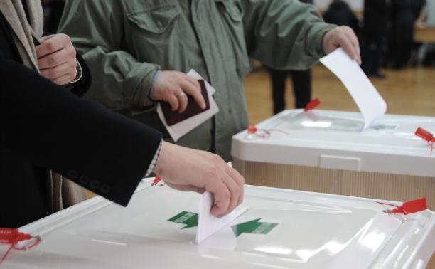 В Тульской области началась регистрация партийных списков на выборы в облдуму