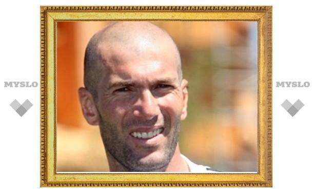 Зидан не признал Месси и Роналду лучшими футболистами мира