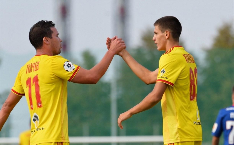 Тульский «Арсенал» выиграл у ЦСКА в товарищеском матче