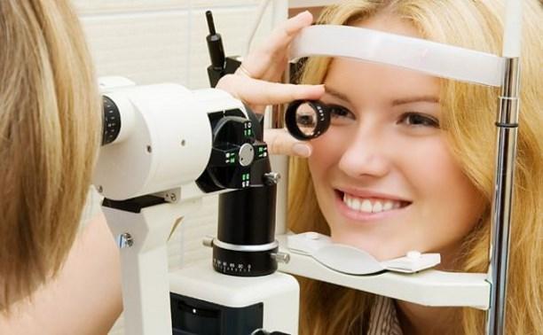 Туляки смогут без очереди попасть на прием к офтальмологу