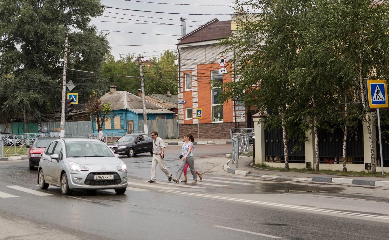 Рейд  «Уступи дорогу пешеходу»: в Туле гаишники поймали более 200 нарушителей