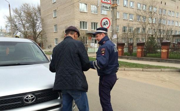 Полицейские задержали 10 водителей-родителей без детских удерживающих устройств