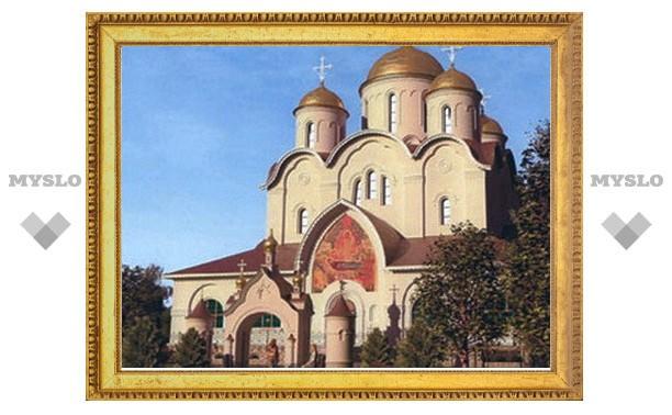 В Южном Бутово состоится закладка церкви Введения во храм Пресвятой Богородицы