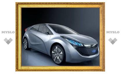 Hyundai покажет в Сеуле карбоновый гибрид