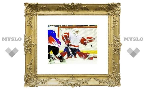 Скандал на кубке губернатора по хоккею