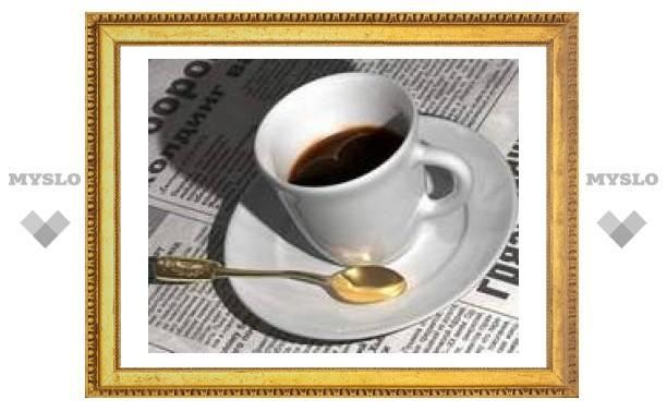 Чай и кофе оказались полезны для почек