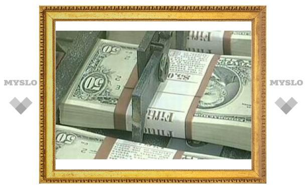 Резервы России увеличились на 1,4 миллиарда долларов за неделю