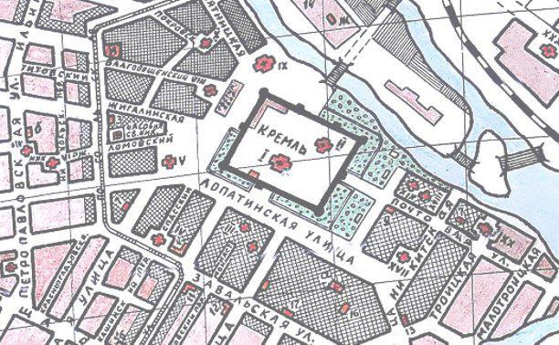 Эксперты о восстановлении исторических названий в Туле: Имена улиц – это культурный код города