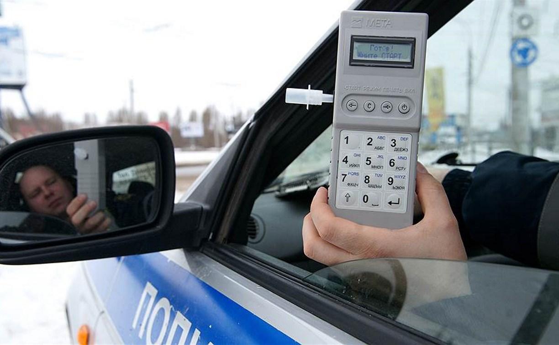 За выходные тульские госавтоинспекторы задержали 41 пьяного водителя