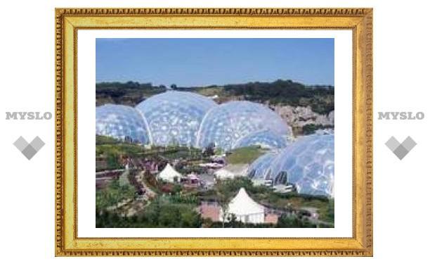 Британцы назвали Райский сад лучшим строительным проектом за 20 лет