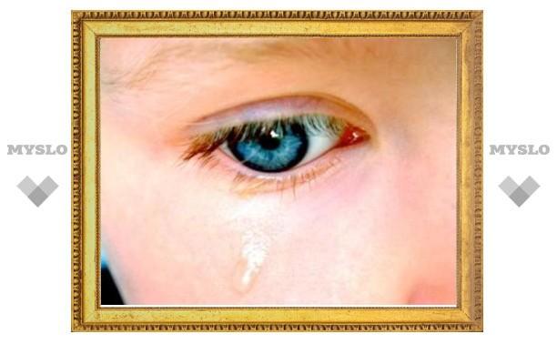 Под Тулой мать осуждена за избиение маленькой дочери