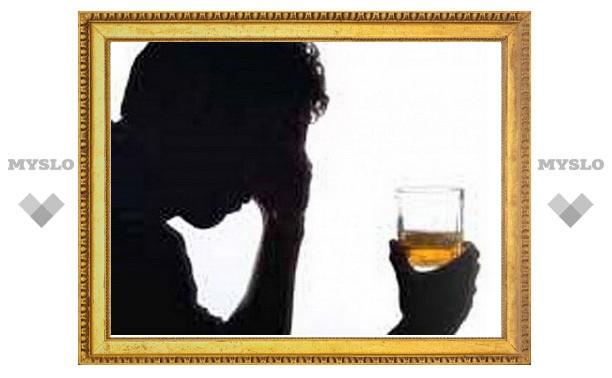Алкоголь убил 405 туляков!