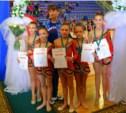Тульские гимнастки стали третьими в Московской области
