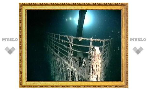 """Американский суд решит судьбу новой экспедиции к месту гибели """"Титаника"""""""