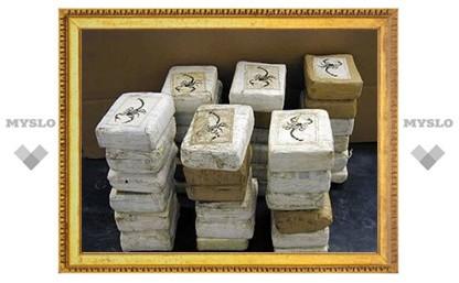 В Петербурге перехватили партию кокаина весом в 117 килограммов